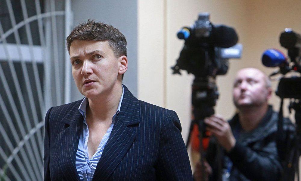 В Службе безопасности Украины пригрозили Савченко