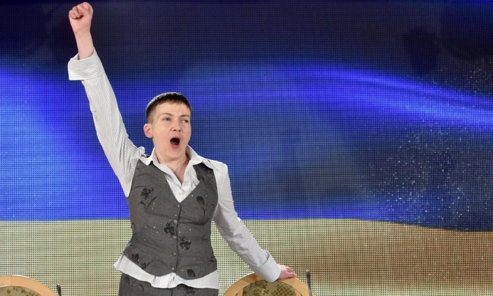 Савченко проигнорировала запрет СБУ и опубликовала в соцсети списки пленных украинцев