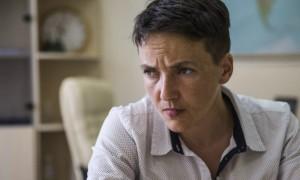 Верховная рада потребовала от Генпрокуратуры проверить высказывания Савченко на предмет госизмены