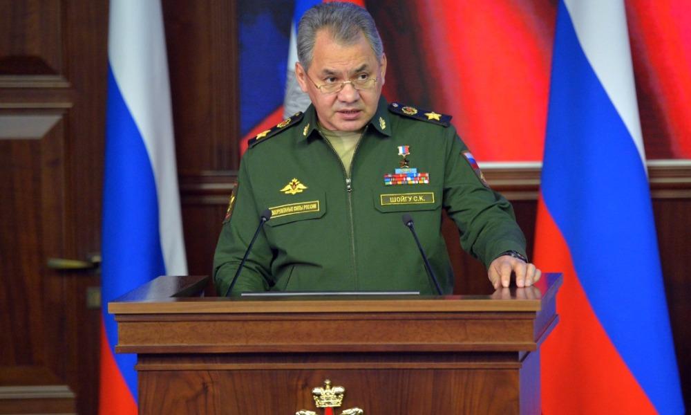 Шойгу ввиду ситуации на Украине и Северном Кавказе заявил об укреплении войск на юге России