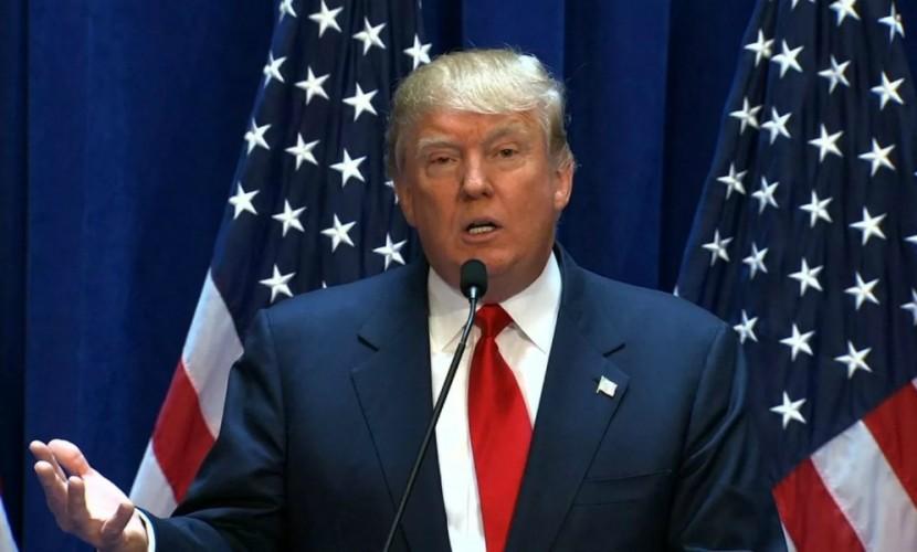 Дональд Трамп назвал виновных в хакерских атаках на серверы Демпартии США