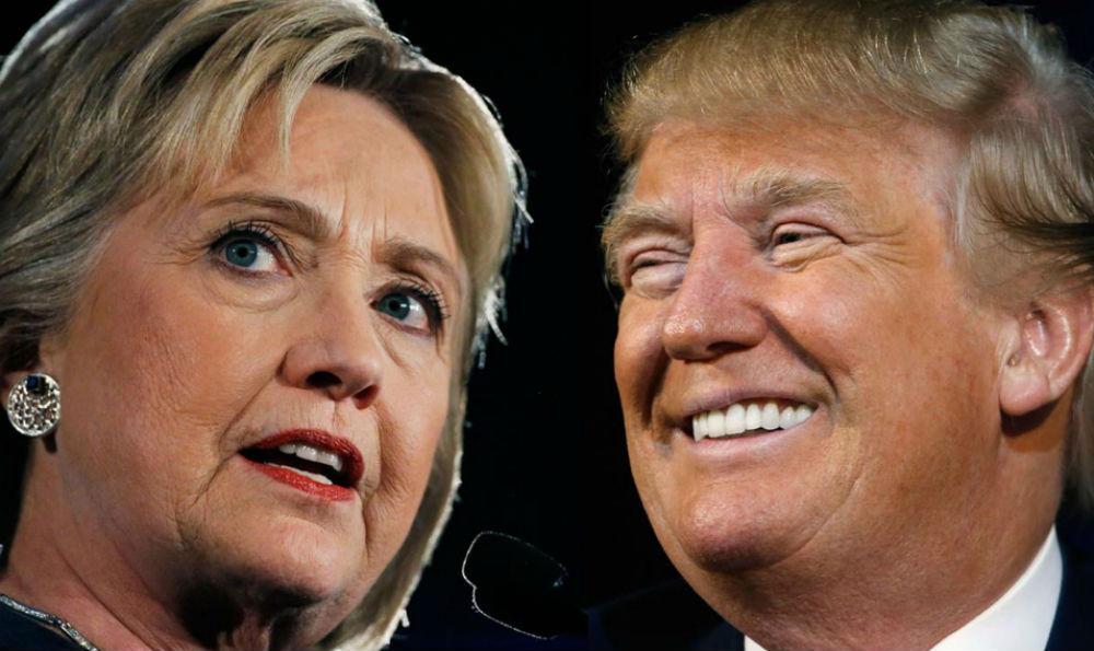 СМИ: Киев искал для Клинтон компромат на Трампа во время предвыборной кампании