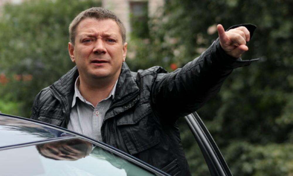 На Украине попали под запрет все фильмы с сыгравшим ополченца Яном Цапником