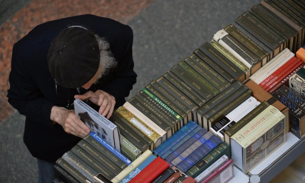 Книги из России оказались под полным запретом на любой ввоз на Украину до Дня дурака