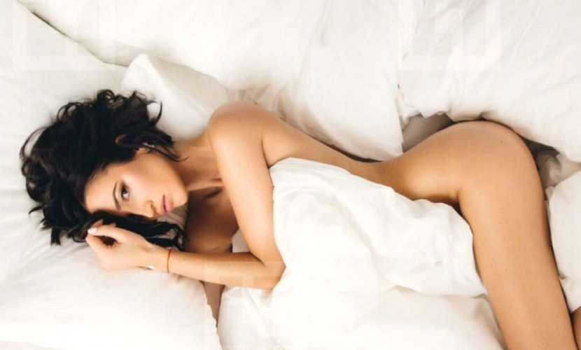 Ольга Бузова навсе 100% разделась для обложки нового сингла «Привыкаю»