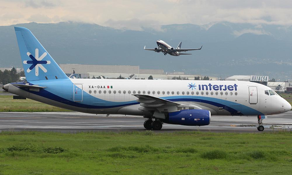 Российский Superjet-100 снова вернулся в строй после скандала в Мексике