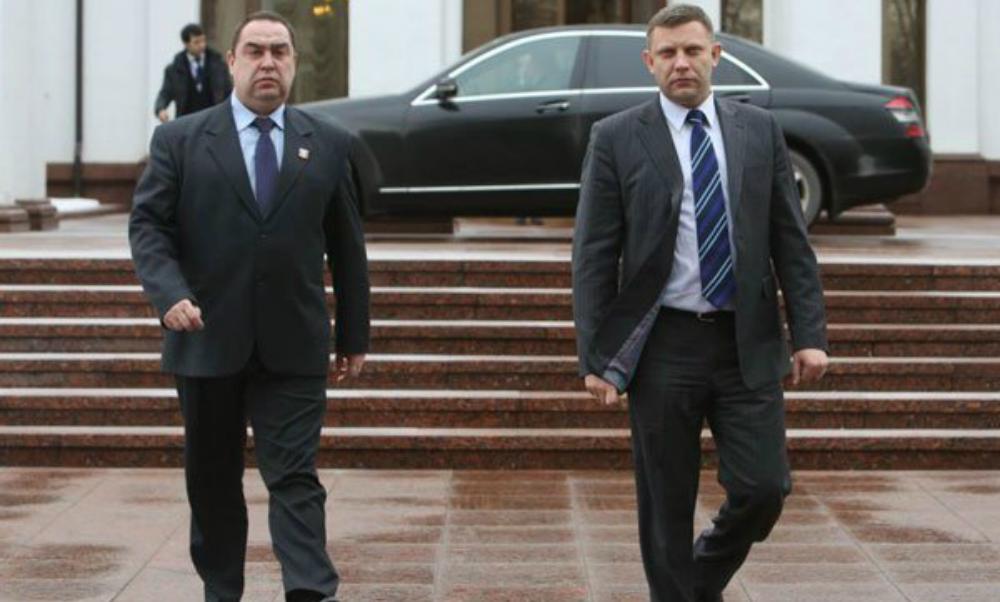 Захарченко: ЛНР и ДНР не могут объединиться из-за Минских соглашений