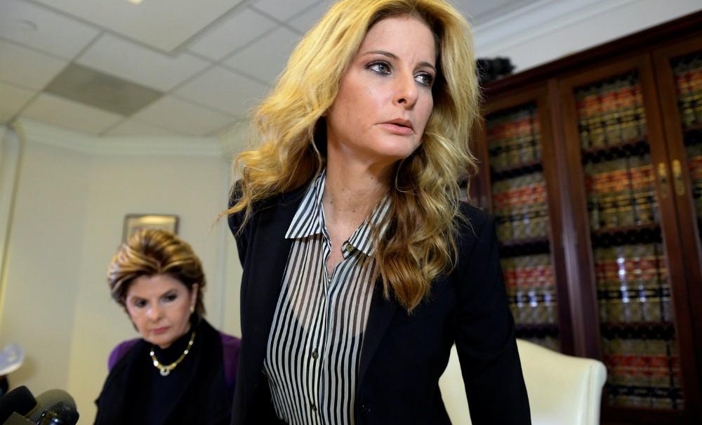Американка подала на Трампа в суд за сексуальные домогательства накануне инаугурации