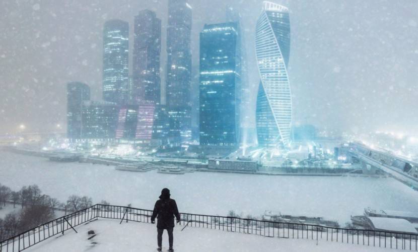 Облачная иморозная погода ожидается ввоскресенье вТомске