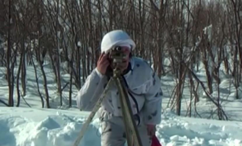 Обстрел вулканов из минометов сняли на видео на Камчатке