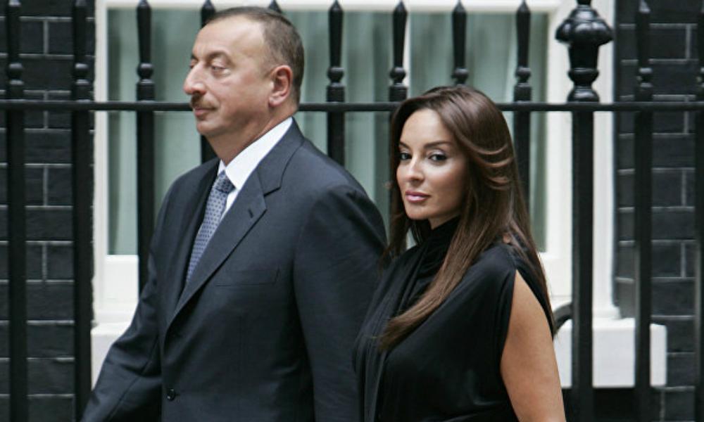 Мехрибан Алиева повторила судьбу героини «Карточного домика»