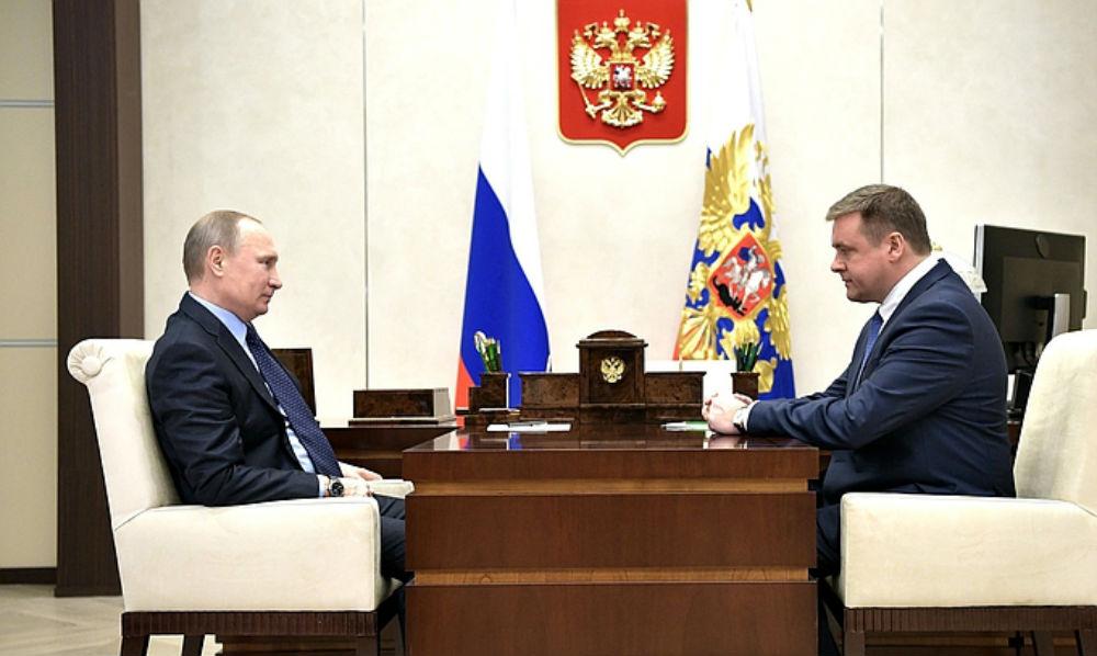Новым главой Рязанской области стал депутат Государственной думы от
