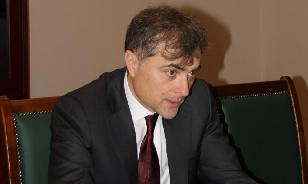 Сурков отказался встречаться с оппозиционной партией во время визита в Южную Осетию