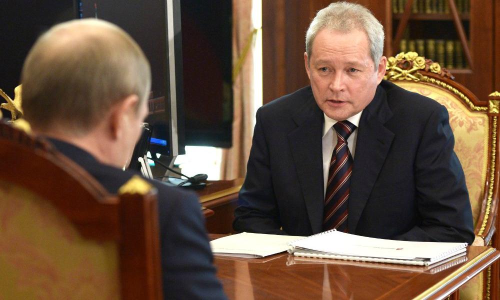 Кремль отказался комментировать отставку губернатора Пермского края