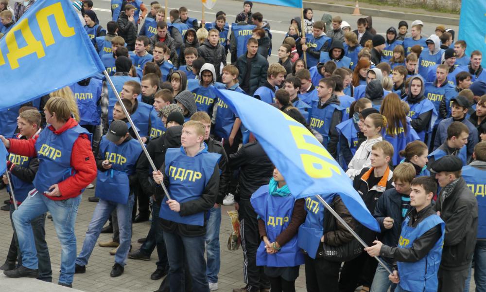 ЛДПР в Хабаровске «убила» «Единую Россию»: партия забрала все мандаты