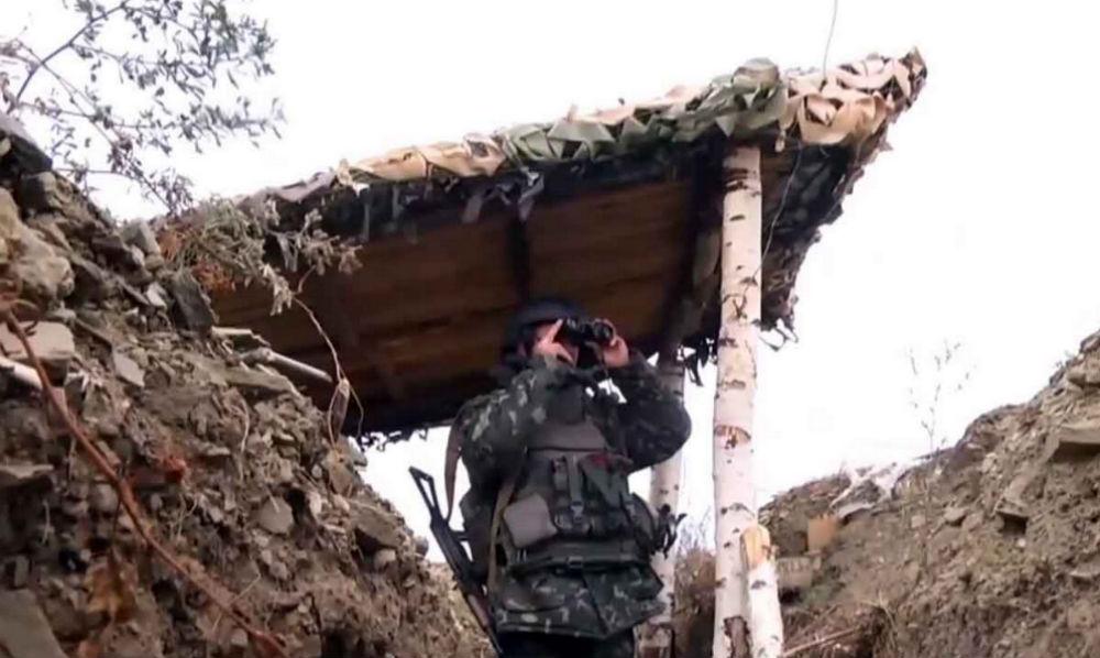 Пропавшая украинская разведгруппа подорвалась на собственной растяжке