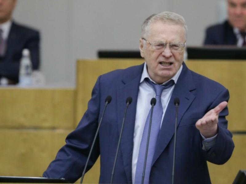 Жириновский потребовал изменить дату празднования Дня защитника Отечества