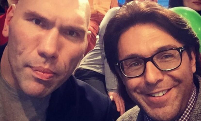 Андрей Малахов вшоке: Николай Валуев оказался его троюродным братом
