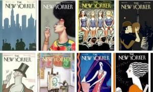 Культовый журнал The New Yorker выйдет с Путиным на обложке и названием на кириллице