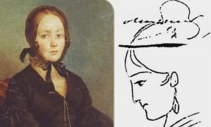 Календарь: 22 февраля - Родилась героиня пушкинского «чудного мгновенья»