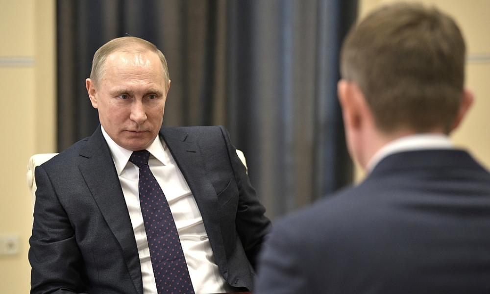 Откуда берутся дети, объяснил Путин новому главе Пермского края