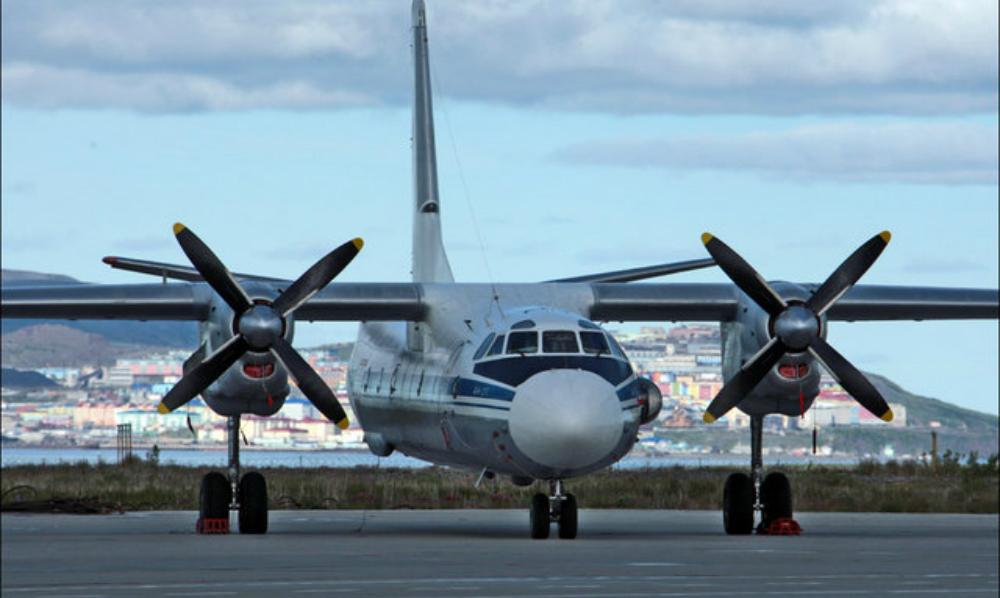 Черноморский флот РФ назвал ложью обвинения Киева в обстреле украинского самолета