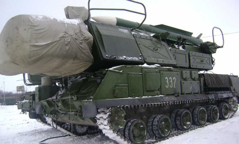 На Украине заявили о проведении боевых стрельб из ЗРК