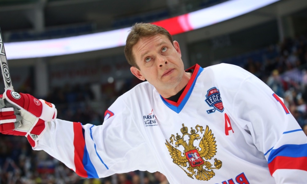 Знаменитый хоккеист Павел Буре отказался от гражданства Соединенных Штатов Америки