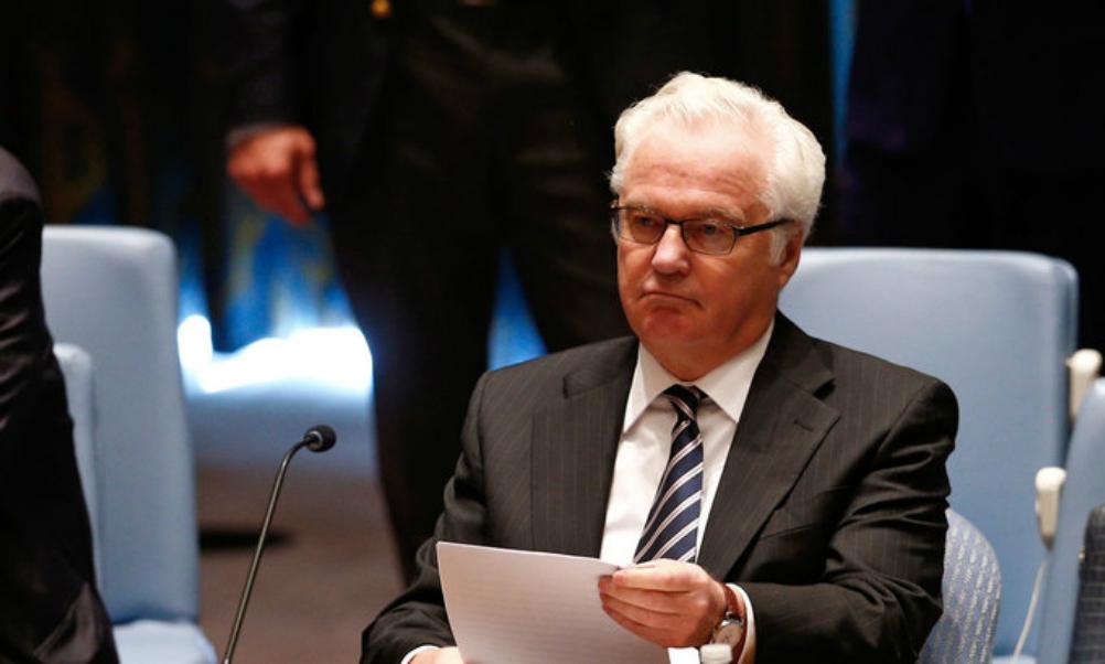 Постпред России в ООН Виталий Чуркин скончался на рабочем месте