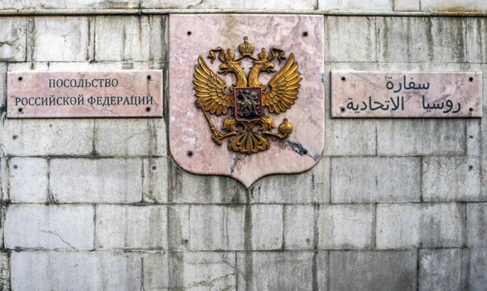 Посольство России в Дамаске попало под минометный обстрел со стороны террористов