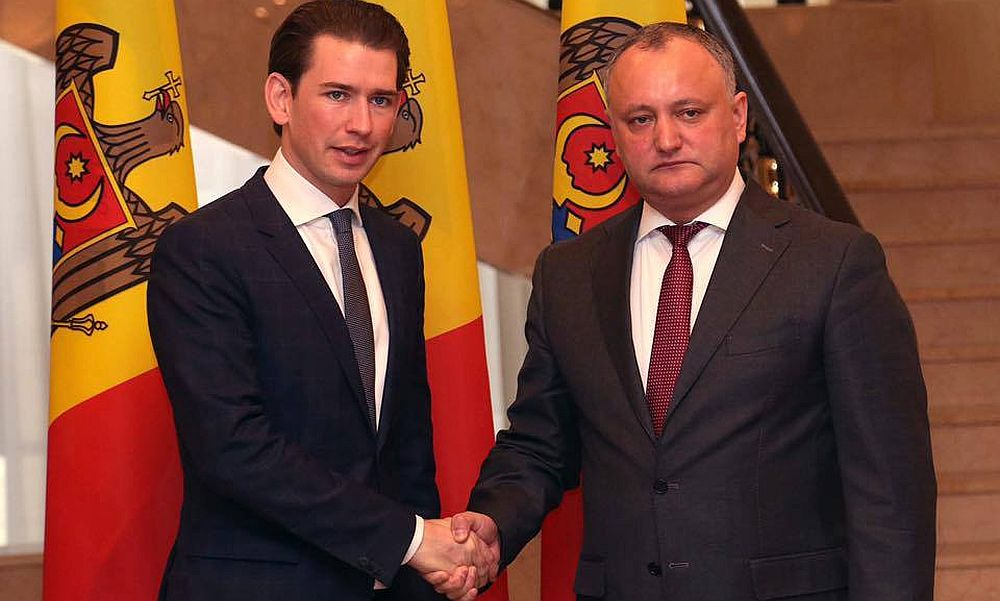 Додон на встрече с главой ОБСЕ выступил за наделение Приднестровья особым статусом