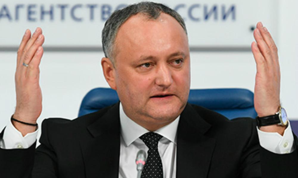 Президент Молдавии выразил несогласие с открытием офиса НАТО в его стране