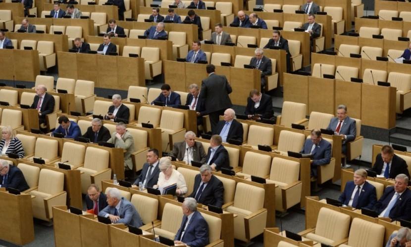 Единороссы Кобзон и Жупиков возглавили список главных прогульщиков заседаний в Госдуме