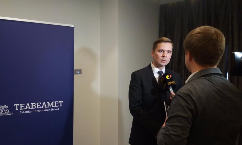 Глава внешней разведки Эстонии заявил об опасности нападения