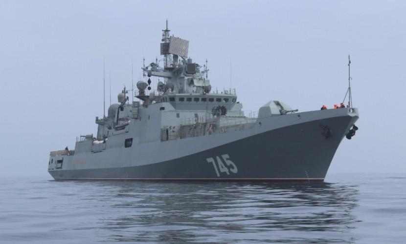 «Адмирал Григорович» будет частью корабельной группыРФ вСредиземном море