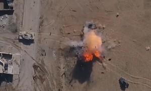 Боевики ИГИЛ используют беспилотники для бомбардировки мирных жителей и военных