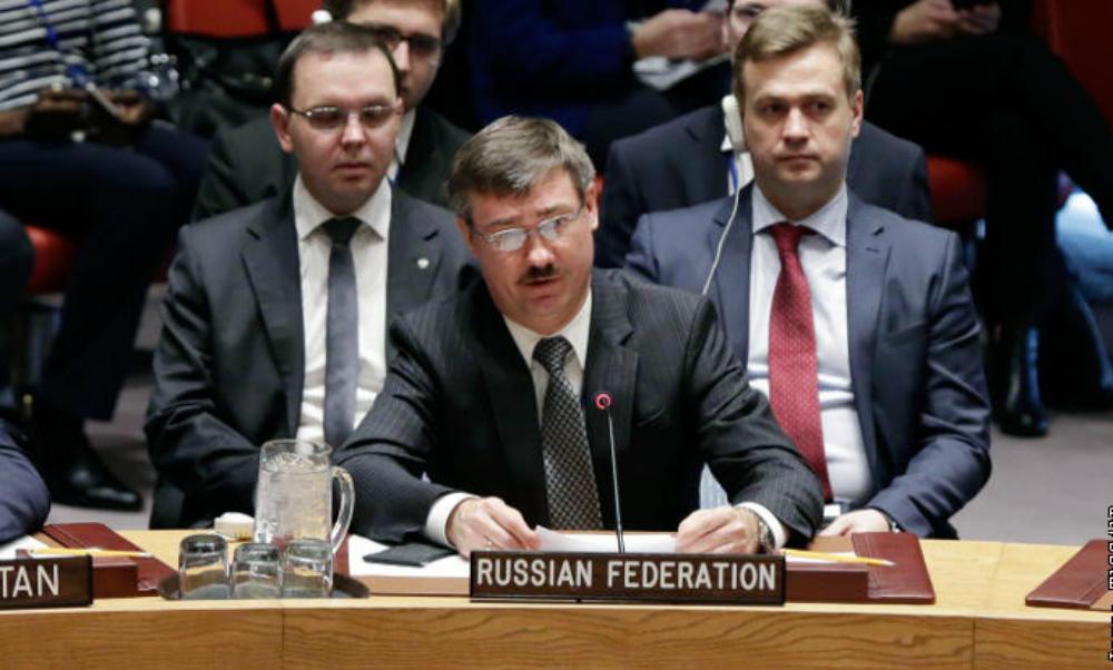 Первый заместитель Чуркина Петр Ильичев назначен врио постпреда России при ООН