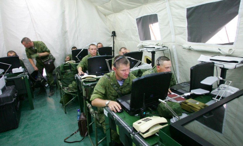 ВМинобороныРФ сделаны войска информационных операций— Шойгу