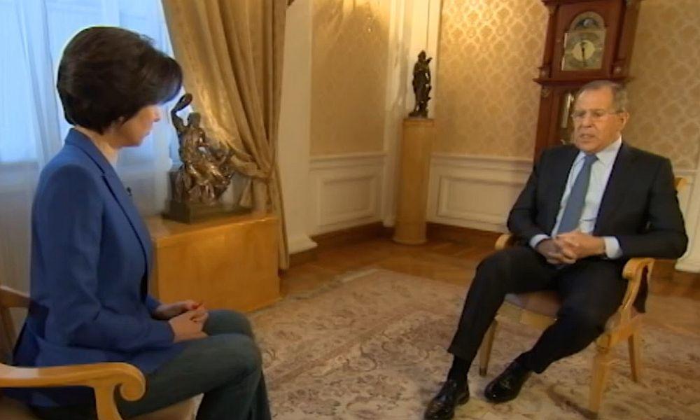 Лавров заявил о тщетности взывания к совести украинских политиков по теме Донбасса