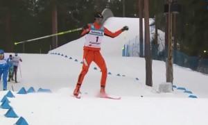 Неуклюжий лыжник из Венесуэлы стал «героем» первого дня ЧМ