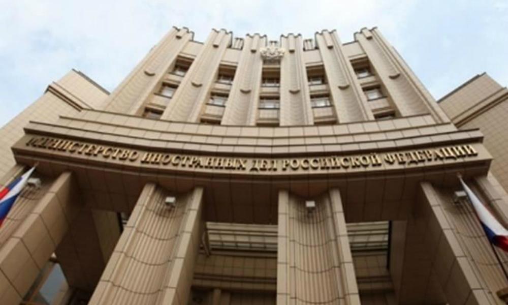 Представителя Украины вызвали в МИД РФ из-за провокации в Черном море