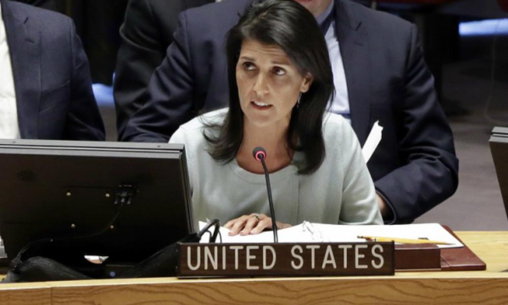 Виталий Чуркин впервые провел личную встречу с новым постпредом США в ООН Никки Хейли