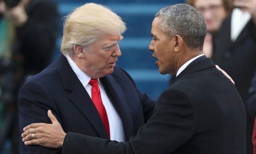 Трамп пожаловался наоставленный Обамой «бардак» вСША ивмире