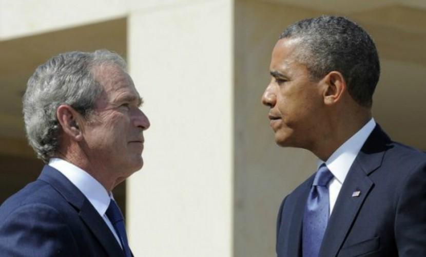 Обама занял 12-ю строчку врейтинге президентов США