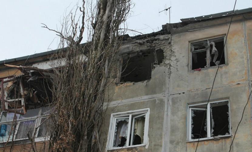 Украинские силовики обстреливают населенные пункты наюге ДНР