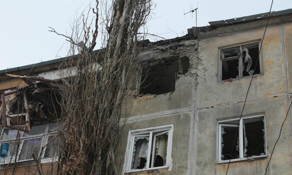ДНР: украинские военные интенсивно обстреливают населенные пункты на юге республики