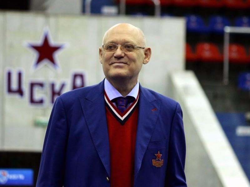 Легендарный советский хоккеист Владимир Петров ушел из жизни в Москве