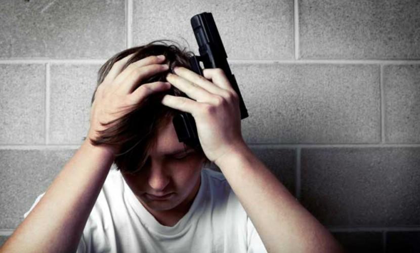 Подросток из Татарстана на уроке застрелил одноклассника из пневматического пистолета