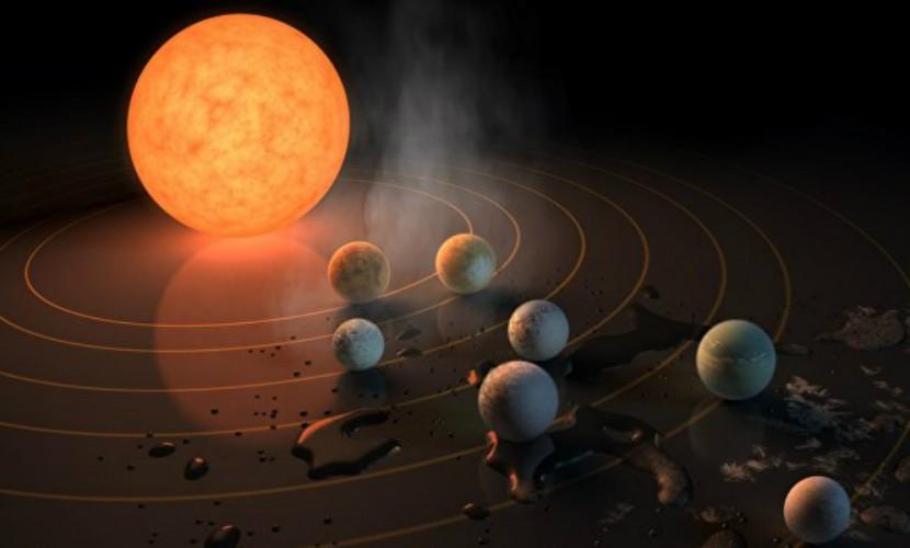 Ученые NASA обнаружили семь двойников Земли и три альтернативные планеты для жизни человека