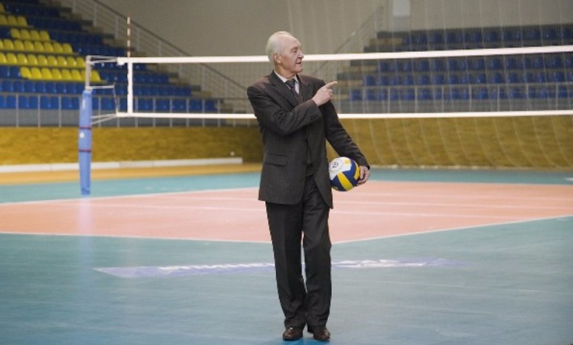 ВХарькове вдень 80-летия скончался легендарный волейболист